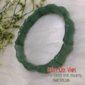Vòng tay Thạch Anh Xanh (VTTAX99055)