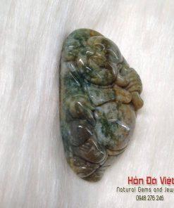 Mặt dây Di Lạc đá Mã Não (MDMN00011)