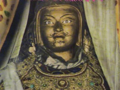Hình ảnh Guru Rinpoche ở Samye Monastery