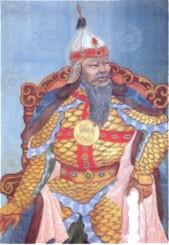 Vua Gesar của Tây Tạng