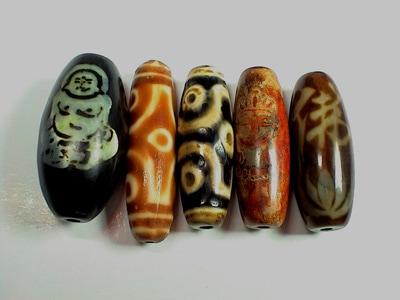 Các loại đá Dzi giả - 1