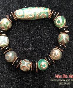 Vòng Tay Mã Não Lạt Ma Tây Tạng (VTMNLMTT00103)