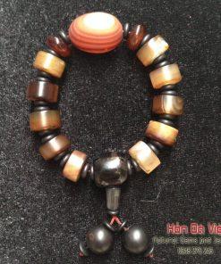 Vòng Tay Mã Não Lạt Ma Tây Tạng (VTMNLMTT00105)